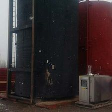glycol heater